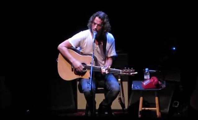 Το τελευταίο μήνυμα του Chris Cornell - Roxx.gr