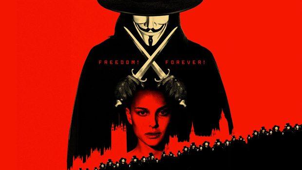 Θέλουμε όλα αυτά τα πόστερ του V for Vendetta! - Roxx.gr
