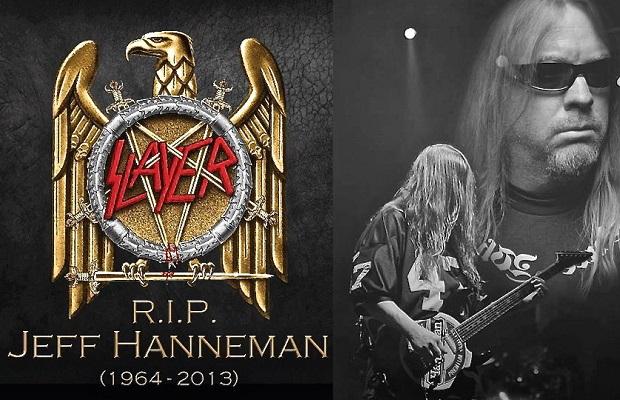 Το μήνυμα των Slayer για τα γενέθλια του Jeff Hanneman - Roxx.gr
