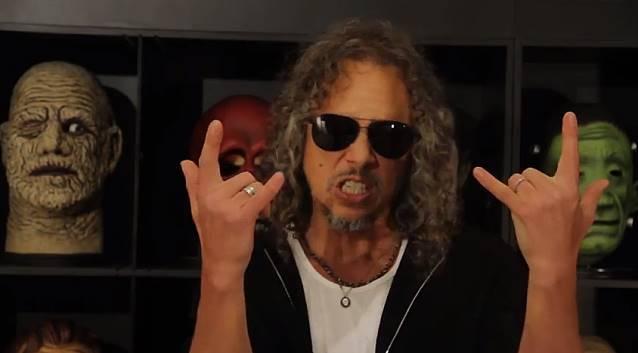 Νέα riff που θα απορρίψουν ο Hetfield και ο Ulrich γράφει ο Kirk Hammet - Roxx.gr
