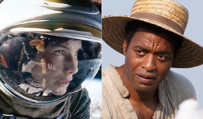 Έξι βραβεία το Gravity στα BAFTA, αλλά καλύτερη ταινία το 12 years a slave - Roxx.gr