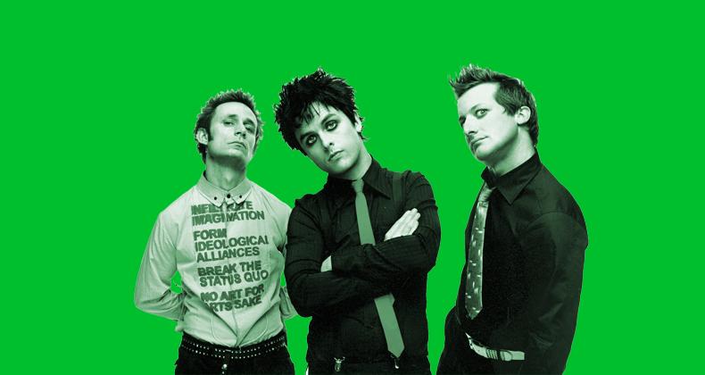 Το νέο single των Green Day μας θύμισε (λίγο) My Chemical Romance - Roxx.gr