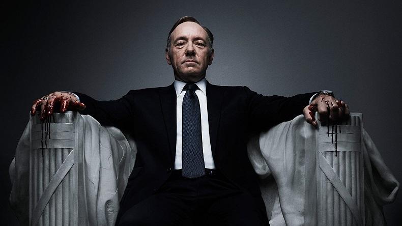 Τέλος ο Κέβιν Σπέισι από το House of Cards – Τον απέλυσε το Netflix! - Roxx.gr
