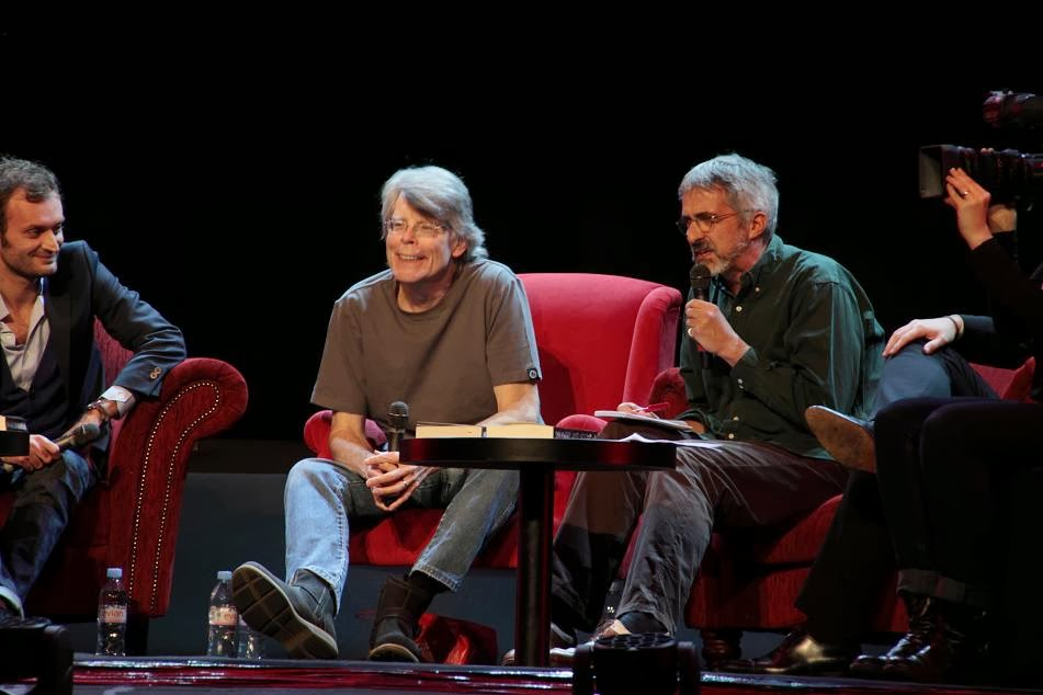 Στο Παρίσι με τον Stephen King (Μέρος 2ο) - Roxx.gr
