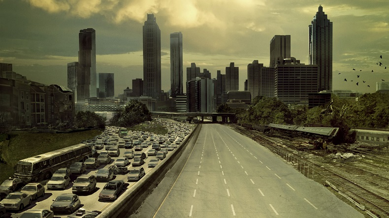 To Walking Dead είναι πλέον στο Netflix! - Roxx.gr