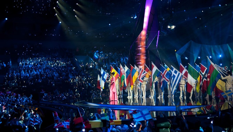 Αυτή ήταν η καλύτερη σκήνη ολόκληρης της Eurovision - Roxx.gr