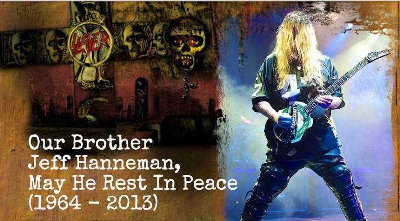 Πέρασαν κιόλας έξι χρόνια από τον θάνατο του Jeff Hanneman - Roxx.gr