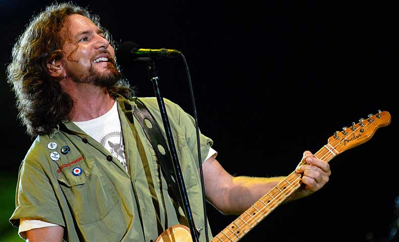 Νέο τραγούδι μετά από πέντε χρόνια κυκλοφόρησαν οι Pearl Jam - Roxx.gr