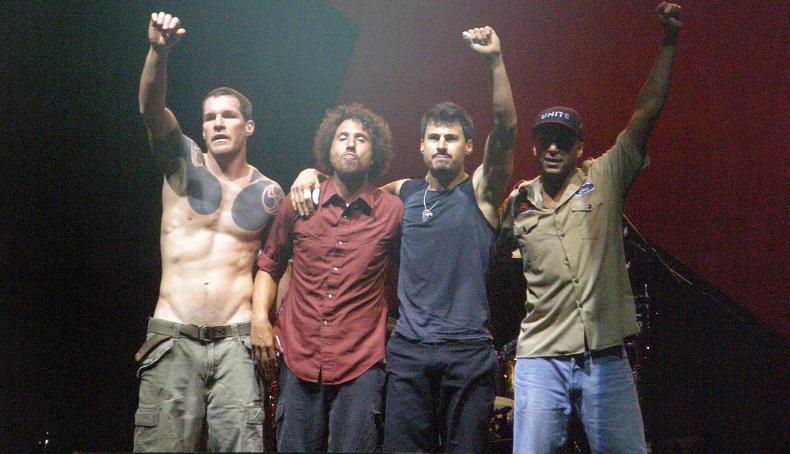 Μούφα τελικά η περιοδεία των Rage Against the Machine - Roxx.gr