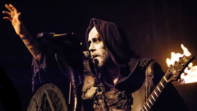Behemoth Alert! Δείτε τους να παίζουν ζωντανά ένα νέο τραγούδι για πρώτη φορά! - Roxx.gr