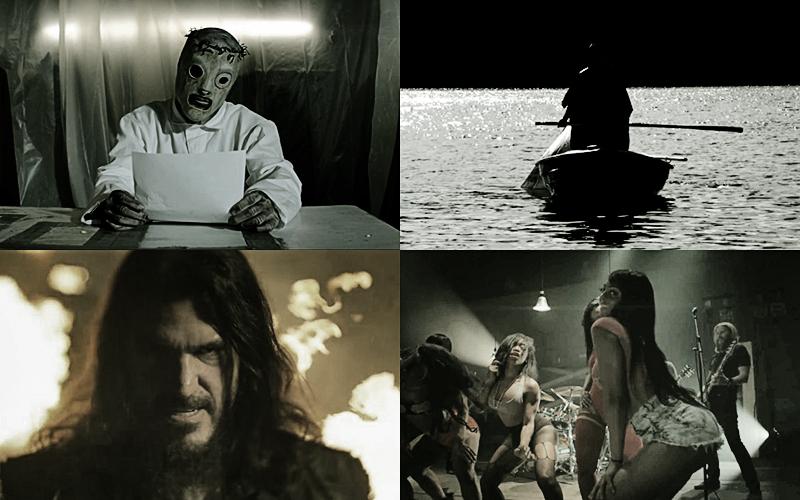 H λίστα του Rock is Dead με τα καλύτερα βίντεο της χρονιάς - Roxx.gr