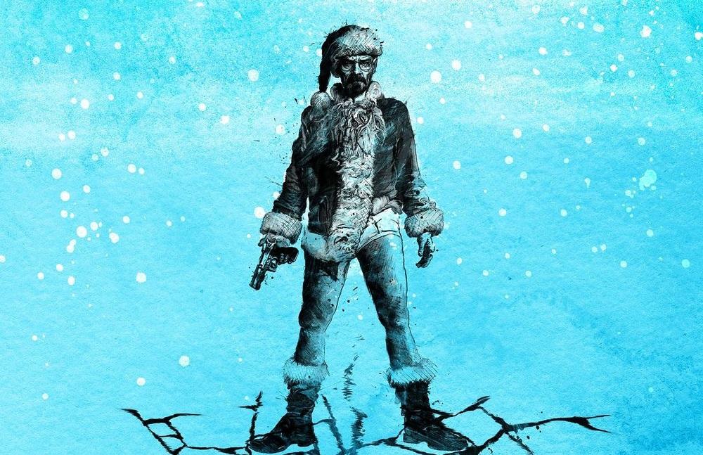 12 φανταστικά χριστουγεννιάτικα πόστερ του Breaking Bad - Roxx.gr
