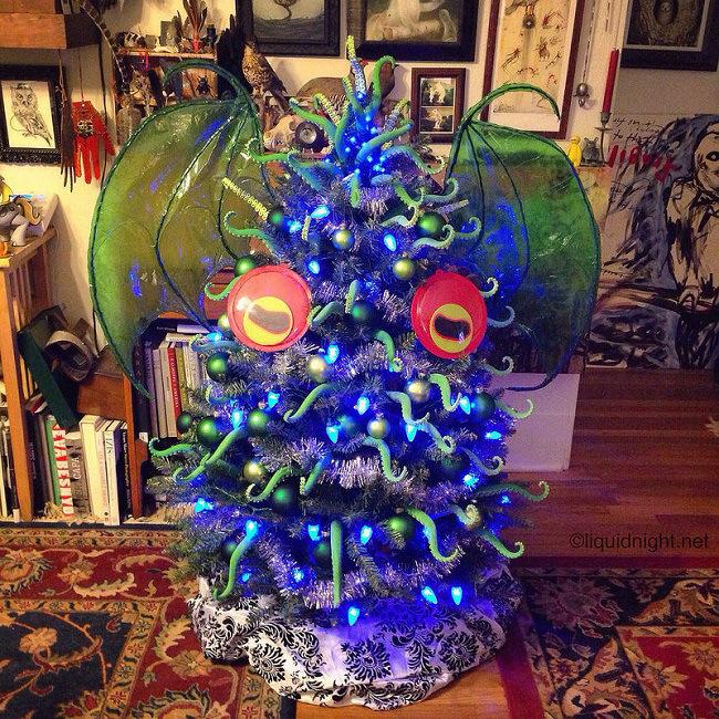 xmas-cthulhu-christmas-tree-2