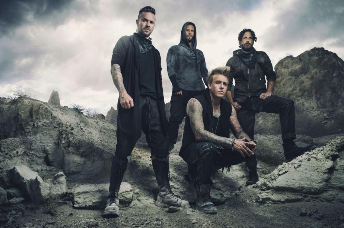 Ακούστε ολόκληρο το νέο άλμπουμ των Papa Roach - Roxx.gr