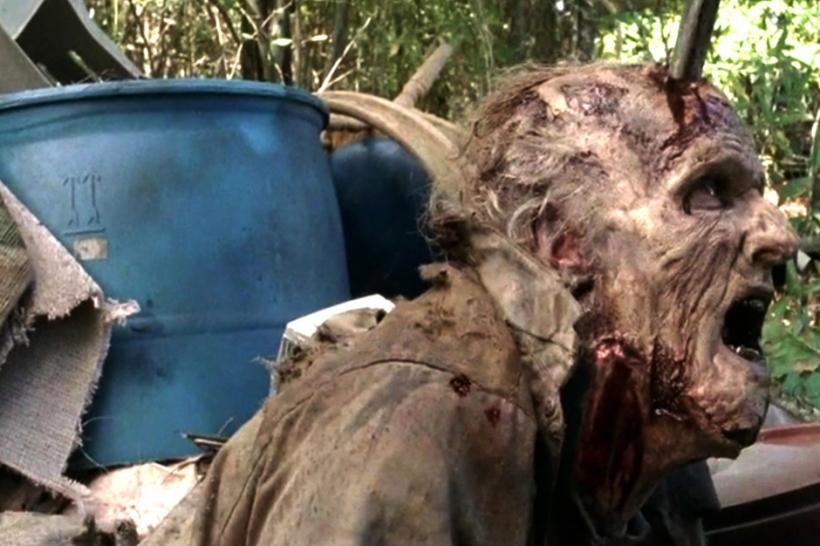 O θάνατος του Scott Ian των Anthax ως ζόμπι στο Walking Dead - Roxx.gr