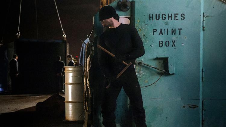 Ο Daredevil πέφτει συνέχεια κάτω (και ξανασηκώνεται) - Roxx.gr