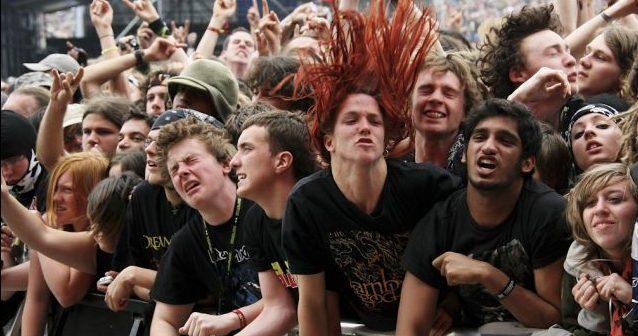 Σύμφωνα με έρευνα το heavy metal καλμάρει τα νεύρα και την οργή! - Roxx.gr