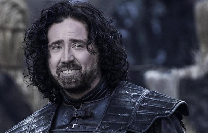 O Νίκολας Κέιτζ στη θέση ΟΛΩΝ των ηθοποιών του Game of Thrones - Roxx.gr