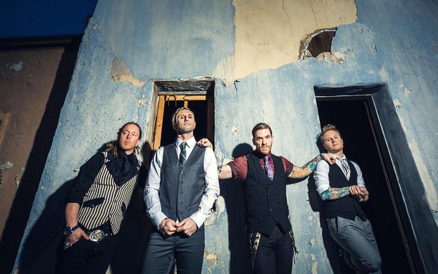 Οι Shinedown κορυφαία mainstream rock μπάντα όλων των εποχών στο Billboard - Roxx.gr