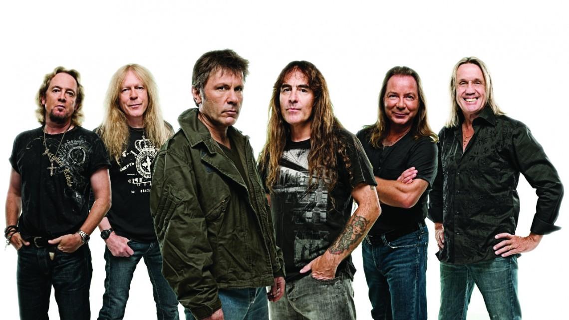 2010-2019: Δέκα ακόμα χρόνια Iron Maiden - Roxx.gr