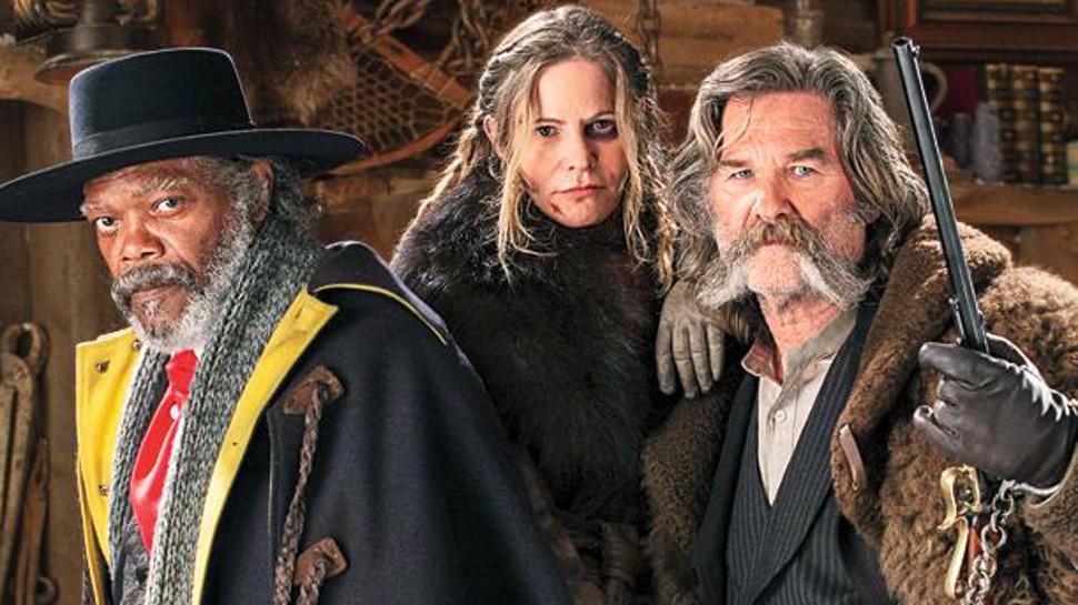 Δείτε 9 λεπτά από τα γυρίσματα της νέας ταινίας του Ταραντίνο - Roxx.gr