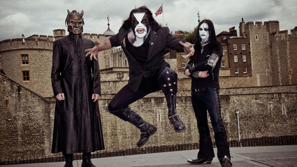 Διασκεδαστικό black metal από τον Abbath - Roxx.gr