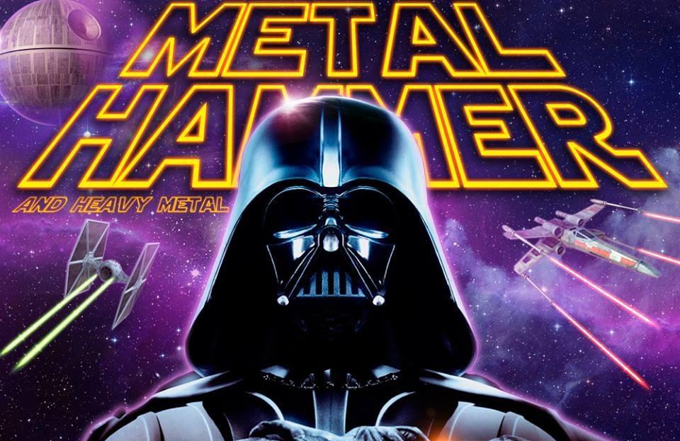 Ένα μεγάλο μπράβο στο Metal Hammer για το εξώφυλλο του Δεκεμβρίου - Roxx.gr