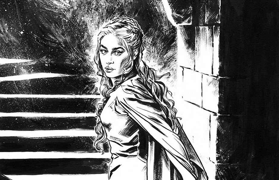 10 φανταστικά σκίτσα για το Game of Thrones - Roxx.gr