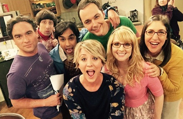 The Big Bang Theory: Η πτώση - Roxx.gr
