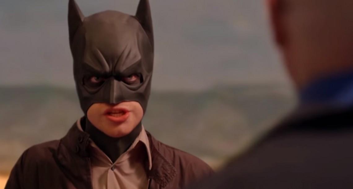Ο Batman ταιριάζει μια χαρά στο Breaking Bad! - Roxx.gr
