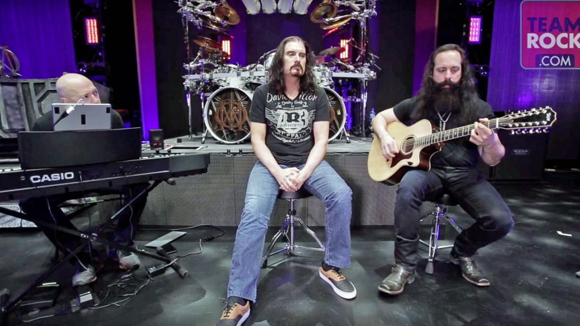 Οι Dream Theater διασκευάζουν Pink Floyd - Roxx.gr