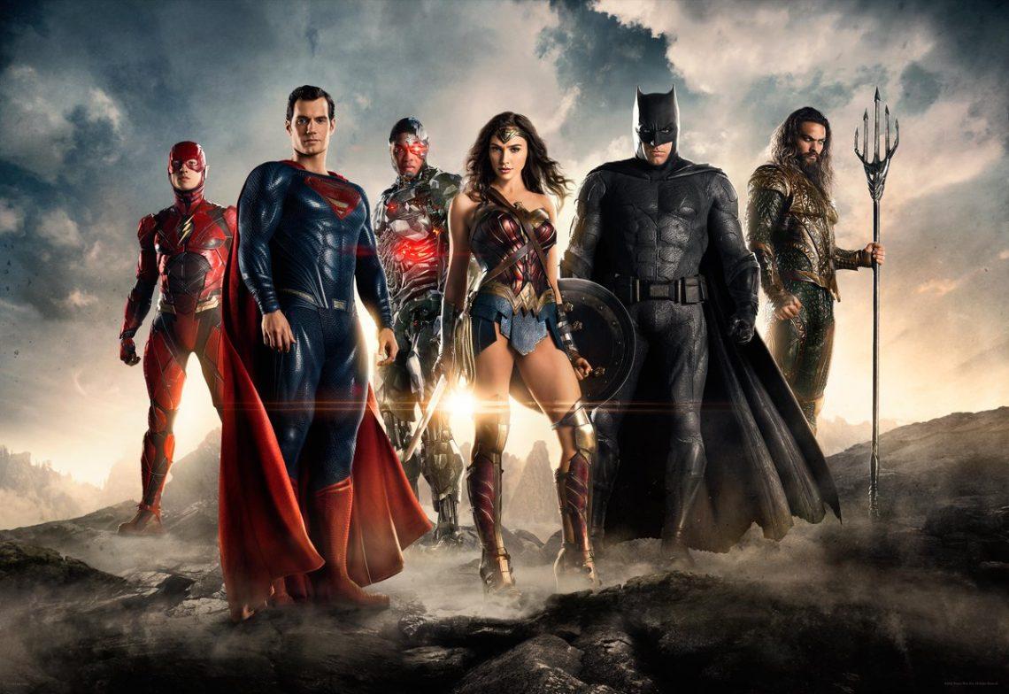 Δείτε μπόλικες σκηνές από τα γυρίσματα του Justice League - Roxx.gr