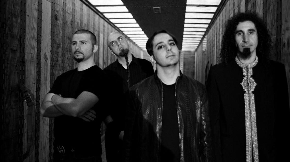 Διαίσθηση: Οι System of a Down ετοιμάζουν νέο άλμπουμ - Roxx.gr