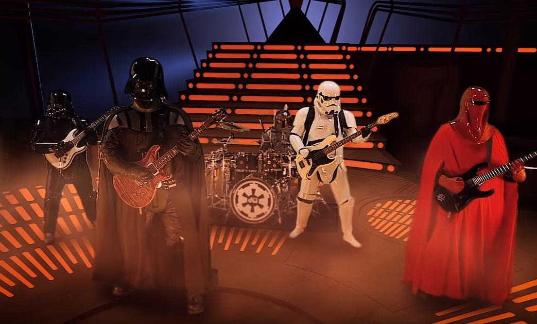 Η μουσική του Darth Vader σε heavy metal είναι το soundtrack της ζωής μας - Roxx.gr