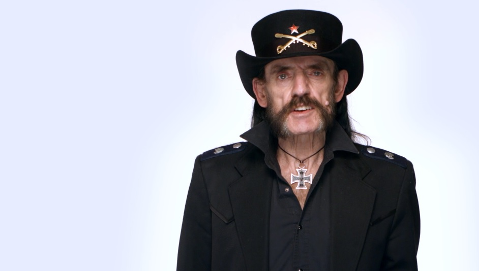 Η μεταθανάτια εμφάνιση του Lemmy θα σε κάνει να βαρέσεις προσοχή - Roxx.gr