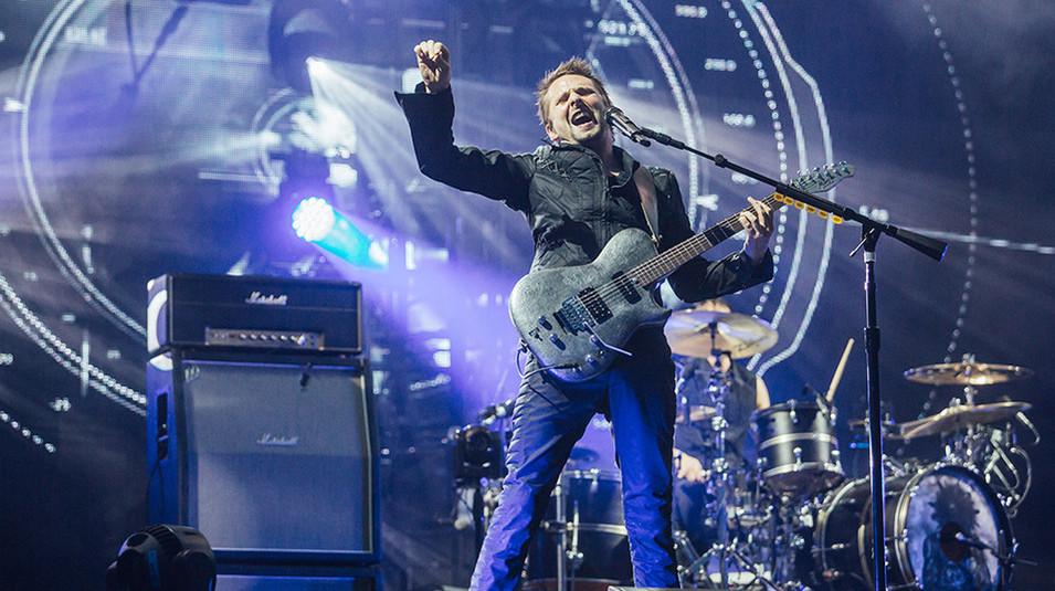 Οι Muse έβαλαν «15 λεπτά metal» στο νέο setlist τους! - Roxx.gr