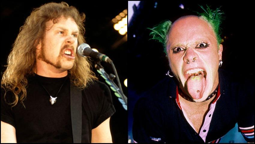 Αυτό το mashup των Metallica με τους Prodigy πρέπει να το ακούσετε! - Roxx.gr