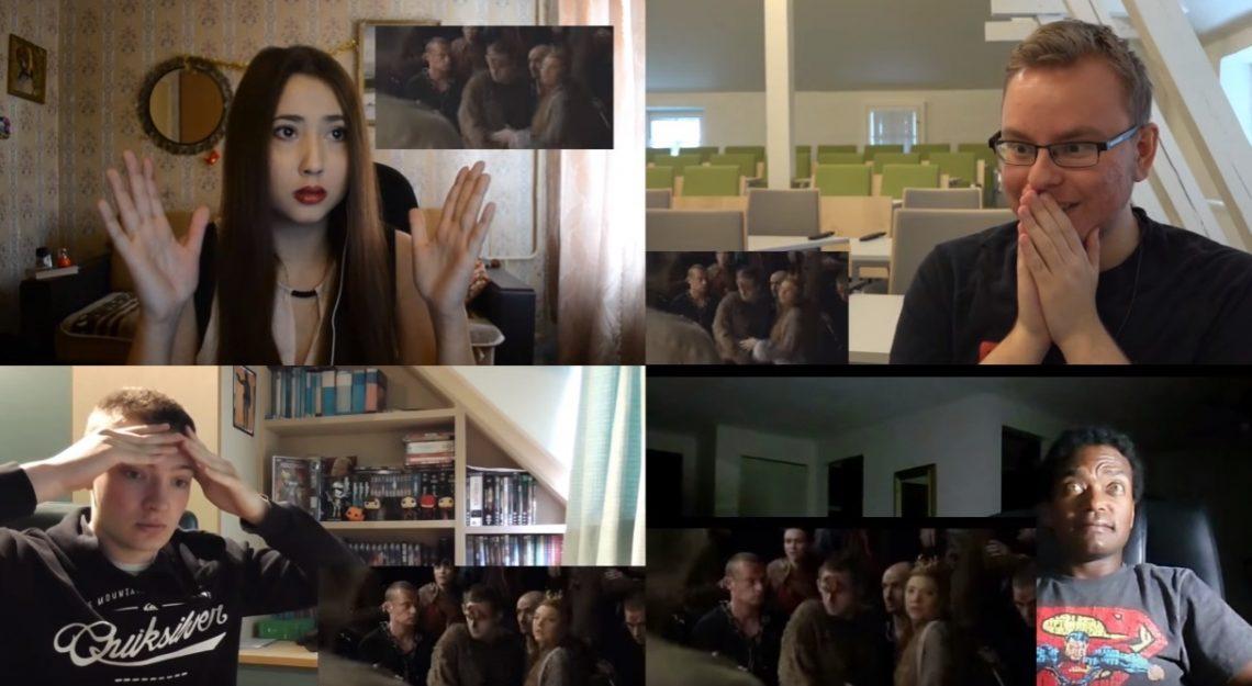 Τα βίντεο με τις αντιδράσεις του κόσμου στο Game of Thrones δεν έχουν πλέον καθόλου πλάκα - Roxx.gr