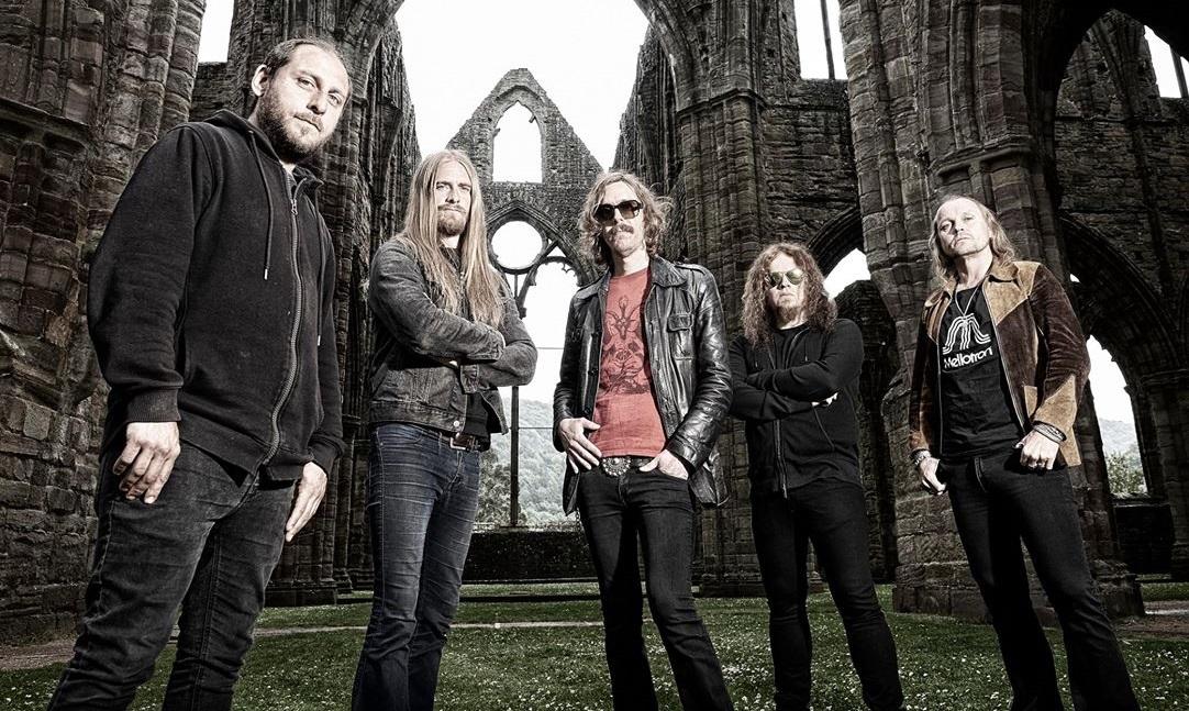 Ακούστε το νέο οκτάλεπτο τραγούδι των Opeth - Roxx.gr