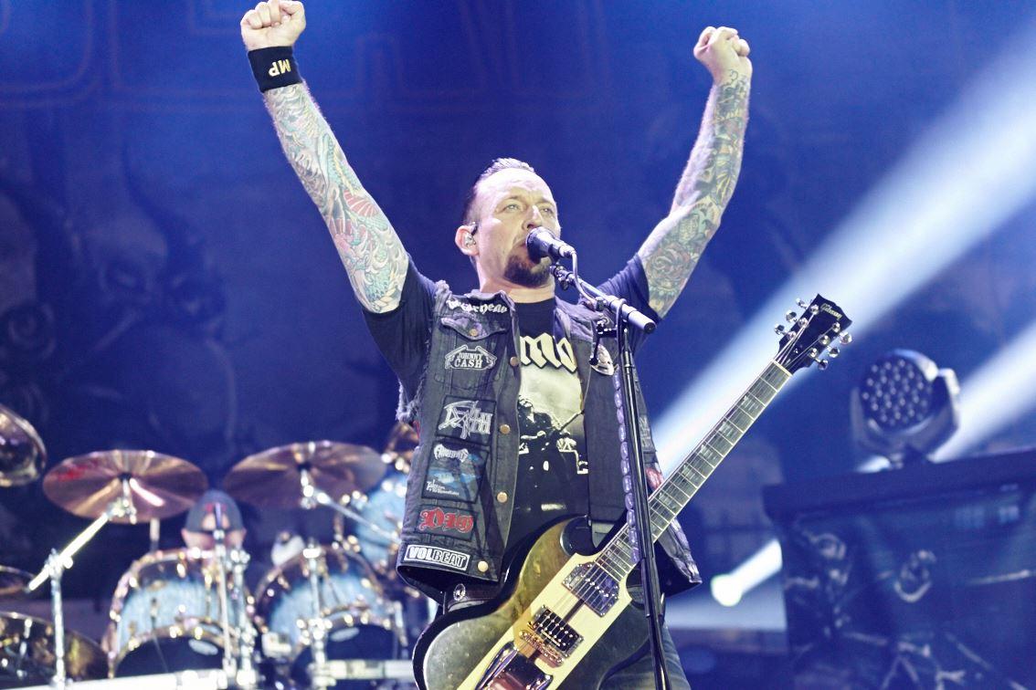 Volbeat @ Rock am Ring (full show) - Roxx.gr