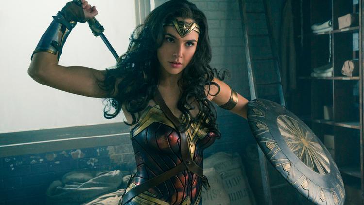 Εδώ είμαστε: Το πρώτο trailer για την ταινία της Wonder Woman