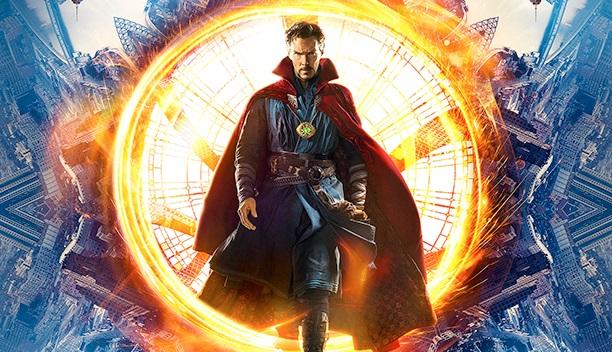 Φανταστικό νέο trailer για το Doctor Strange της Marvel