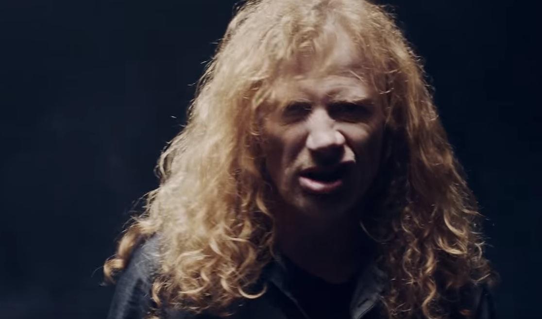 Dave Mustaine: «Το νέο άλμπουμ των Megadeth στο ίδιο επίπεδο με Rust in Peace και Countdown to Extinction» - Roxx.gr