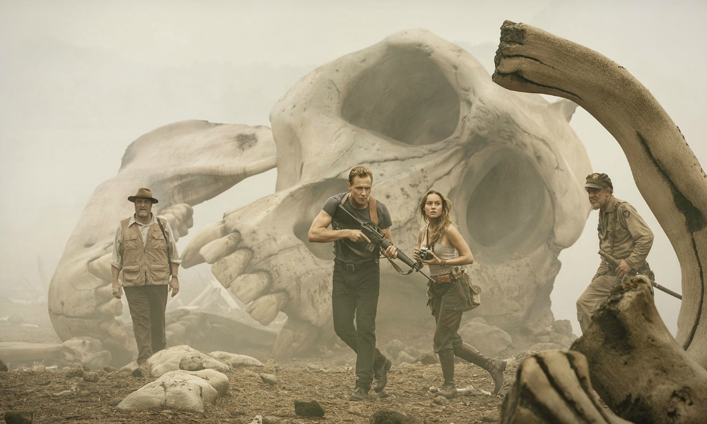 Ο King Kong βρυχάται ξανά στο πρώτο trailer του Scull Island