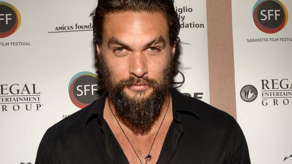 Ο Jason Momoa μοιάζει με μέλος των Septic Flesh στα γυρίσματα του Justice League - Roxx.gr