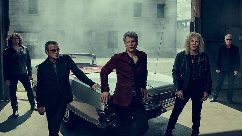 Οι Bon Jovi έβγαλαν ένα διασκεδαστικό νέο τραγούδι - Roxx.gr