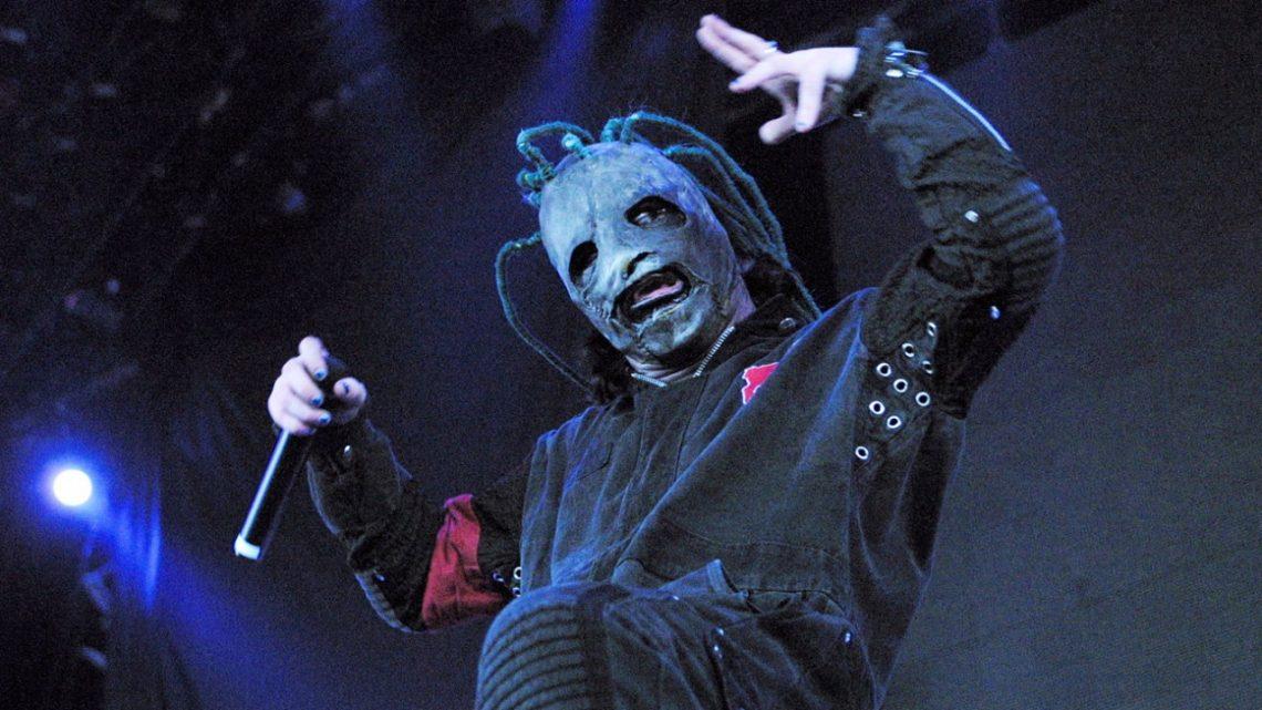 Απόδειξη: Ο Corey Taylor όντως δουλεύει για το νέο άλμπουμ των Slipknot - Roxx.gr