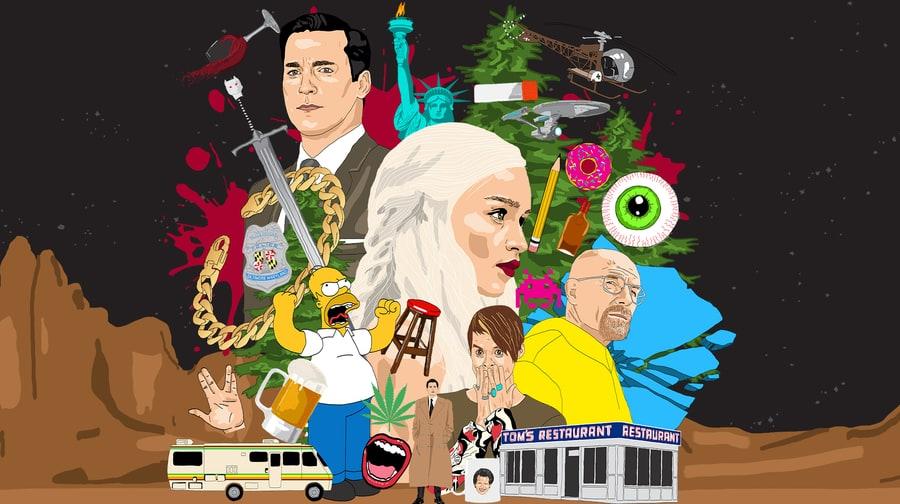 Οι 100 καλύτερες τηλεοπτικές σειρές όλων των εποχών - Roxx.gr