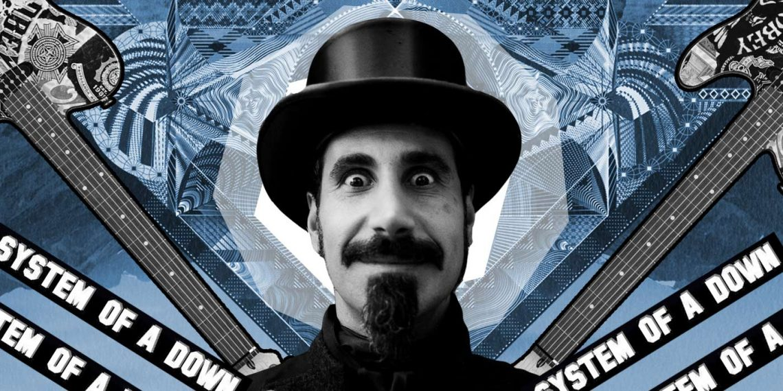 Τα δέκα άλμπουμ που άλλαξαν τη ζωή του Serj Tankian - Roxx.gr