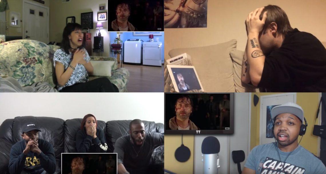 Οι καλύτερες αντιδράσεις των τηλεθεατών στο βασανιστικό επεισόδιο του Walking Dead (video) - Roxx.gr